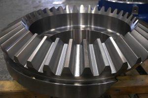 gear shaft - crishing mining spares