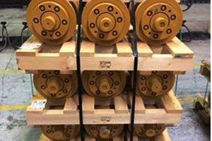 Conveyor Rollers - crushing mining spares
